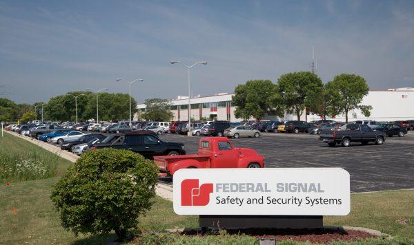 Federal Signal Portfolio