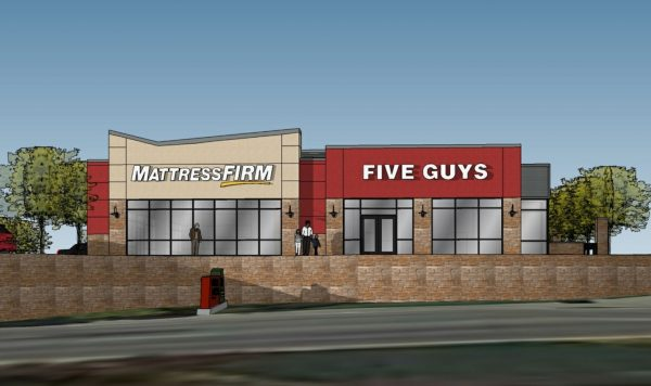 Mattress Firm I  Five Guys