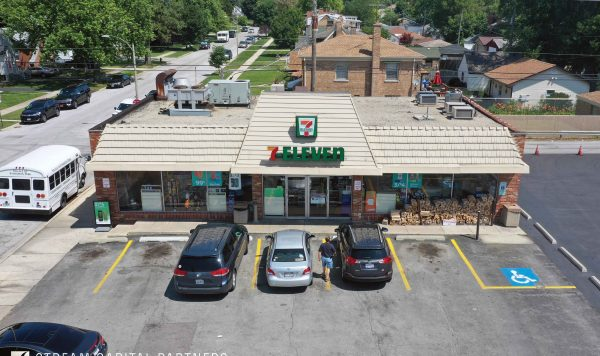 7-eleven evergreen park stream capital partners