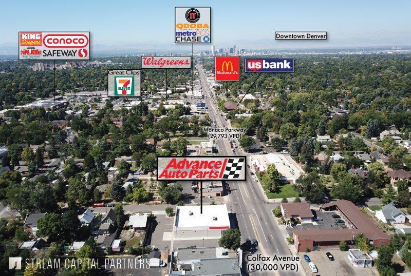Advance Auto Denver STREAM Capital Partners