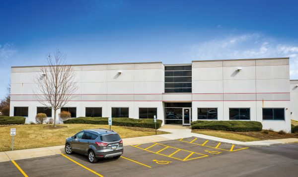 2-Property Industrial Sale Leaseback