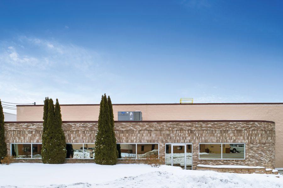 flex industrial sale leaseback