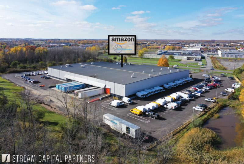 Amazon Photonics STREAM Capital Partners