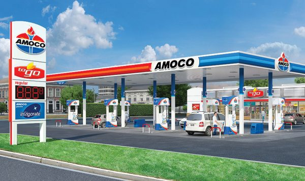 Amoco Gas Station Portfolio