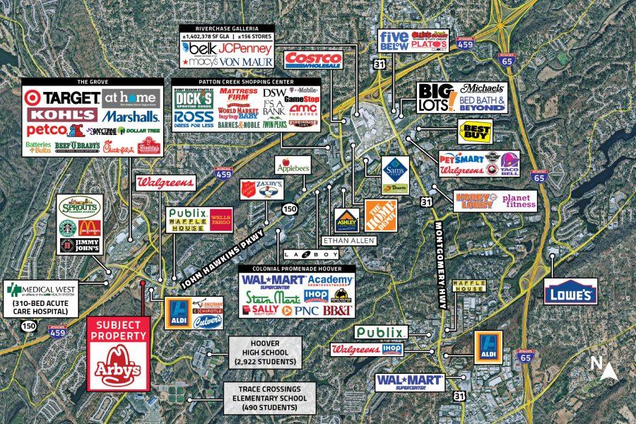 arby's stream capital partners