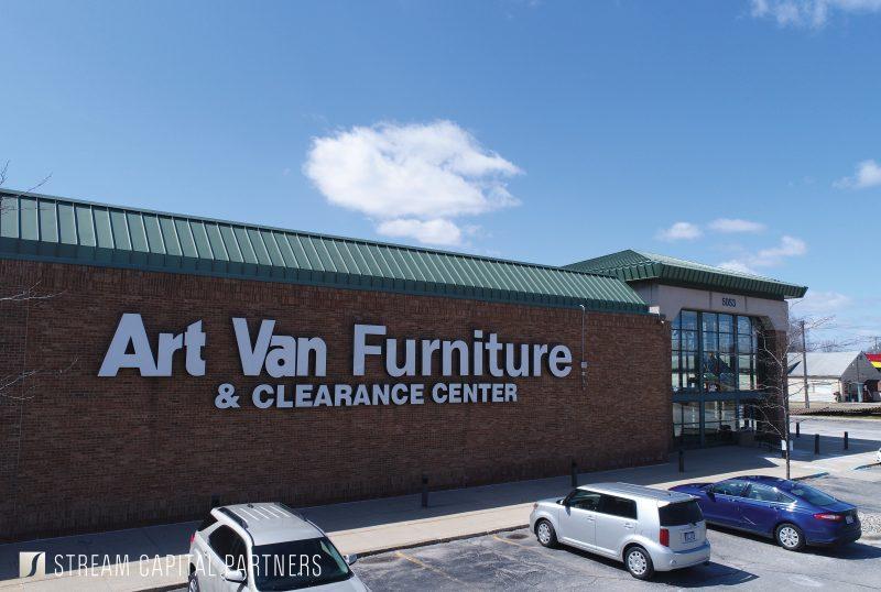 Art Van Waterford STREAM Capital Partners
