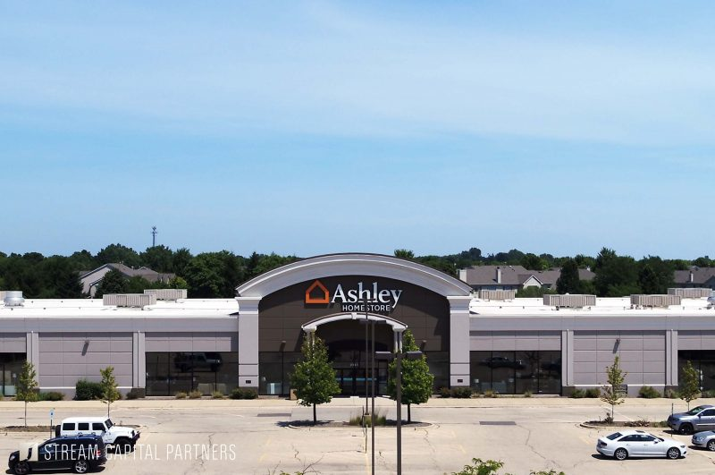 Ashley Furniture Algonquin STREAM Capital Partners