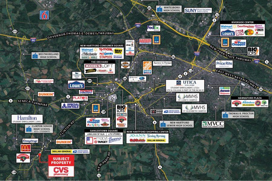 cvs pharmacy stream capital partners