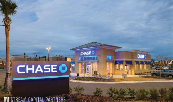chase bank stream capital partners jacksonville, florida