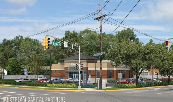 chase bank woodbridge township stream capital partners
