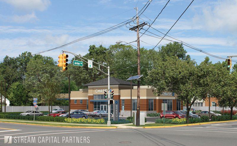 chase bank woodbridge township stream capital partners