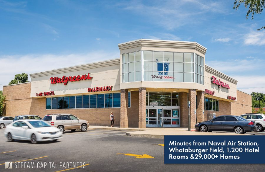Walgreens Corpus Christi STREAM Capital Partners