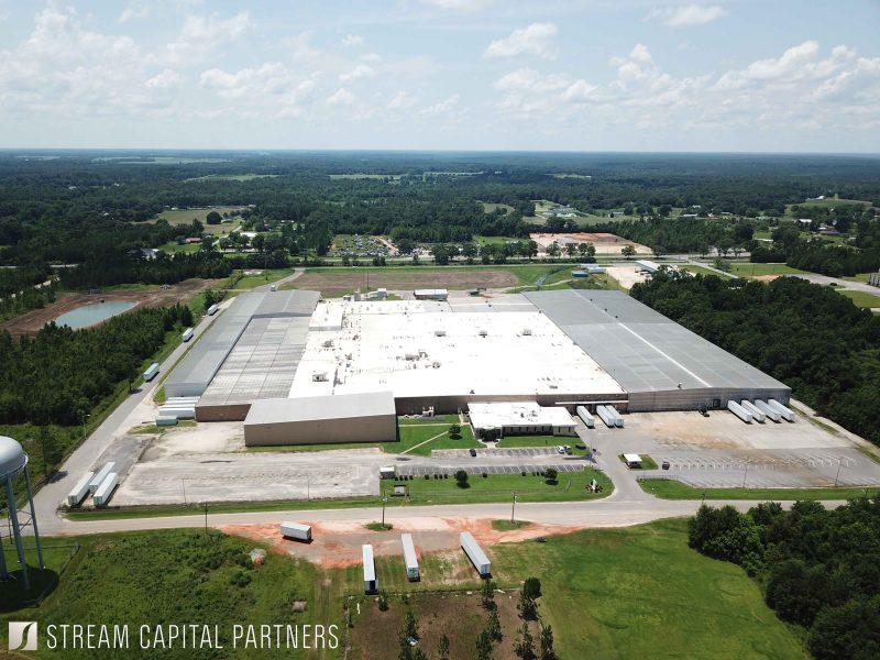 The Dixie Group STREAM Capital Partners