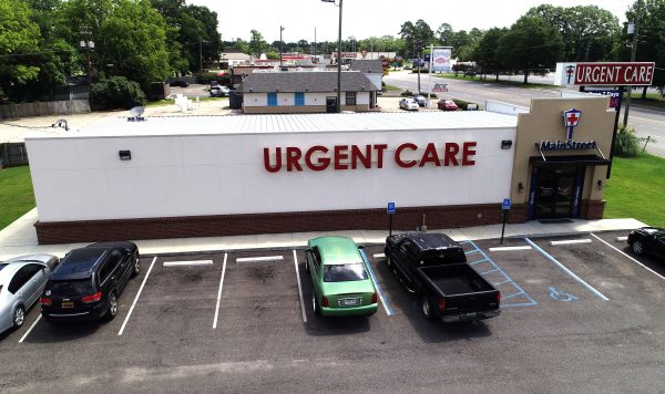 main street urgent care stream capital partners