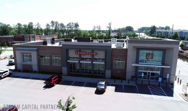 Walgreens Cary North Carolina STREAM Capital Partners