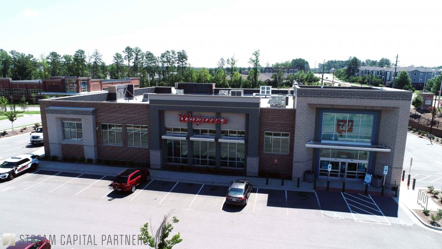 Walgreens Cary North Carolina STREAM Capital Partners
