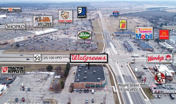 Walgreens Delavan STREAM Capital Partners
