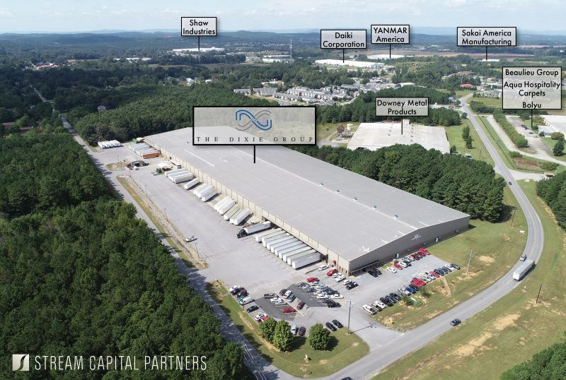 The Dixie Group Adairsville STREAM Capital Partners