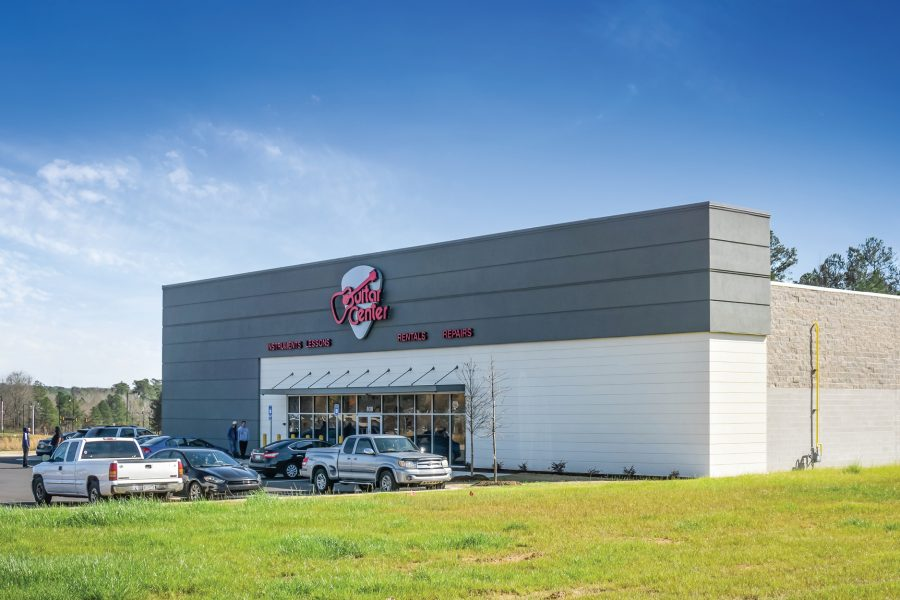 guitar center stream capital partners