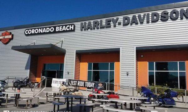 harley davidson coronado stream capital partners