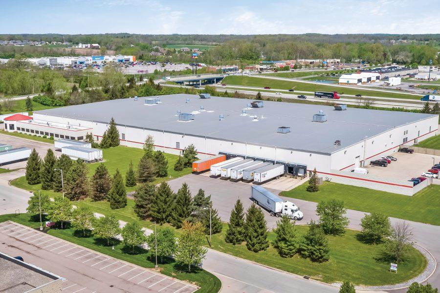 Clayton, Ohio sale leaseback