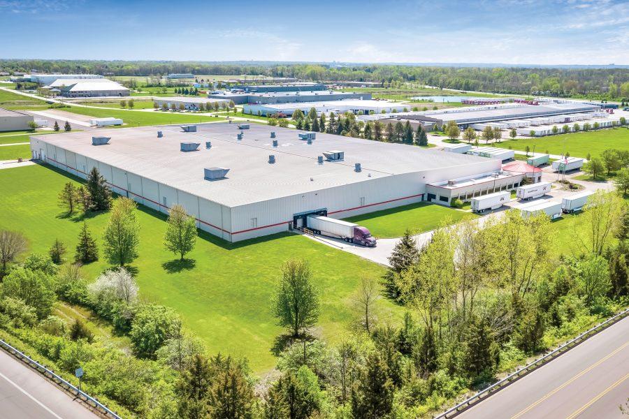distribution center stream capital partners