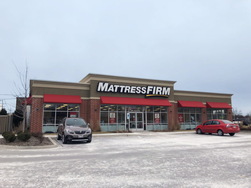 Mattress Firm Mt. Prospect STREAM Capital Partners