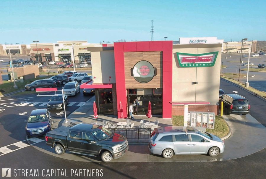 Krispy Kreme Louisville STREAM Capital Partners