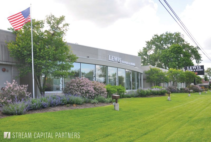 lewis home and floor stream capital partners