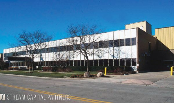 Material Science Corp STREAM Capital Partners