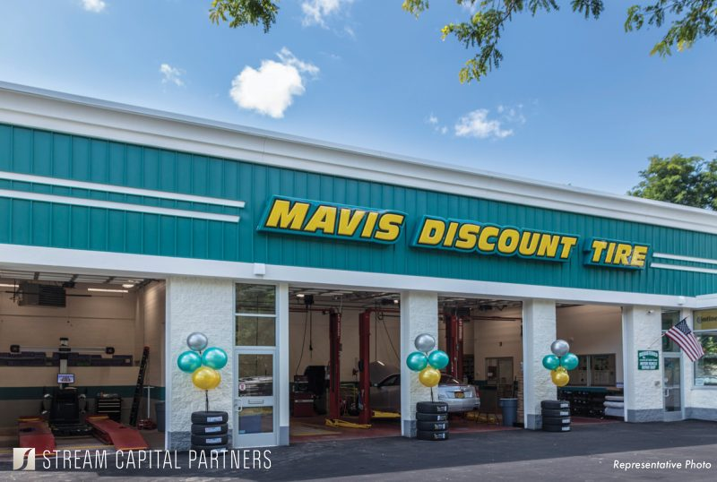 mavis discount tire stream capital partners