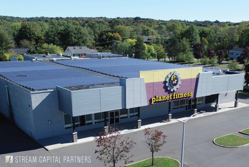 Planet Fitness STREAM Capital Partners