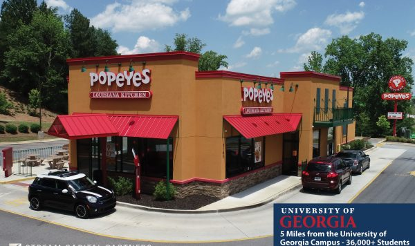 Popeyes STREAM Capital Partners