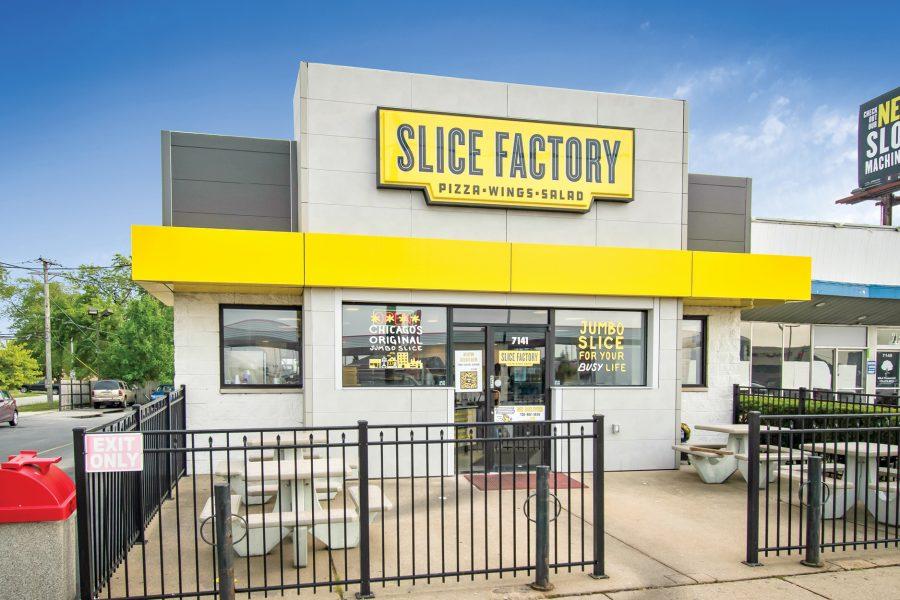 slice factory stream capital partners