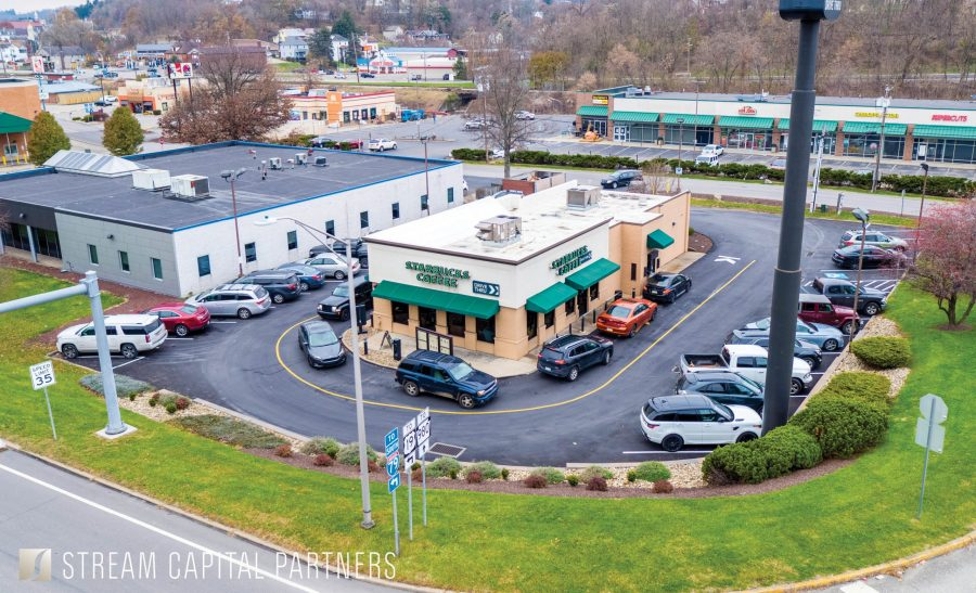 starbucks canonsburg stream capital partners