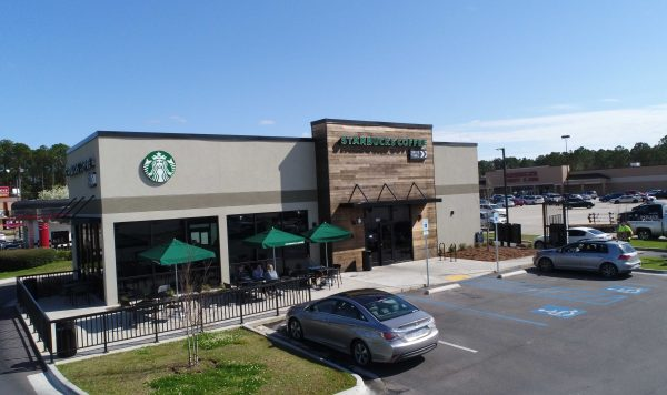 Starbucks Ocean Springs STREAM Capital Partners