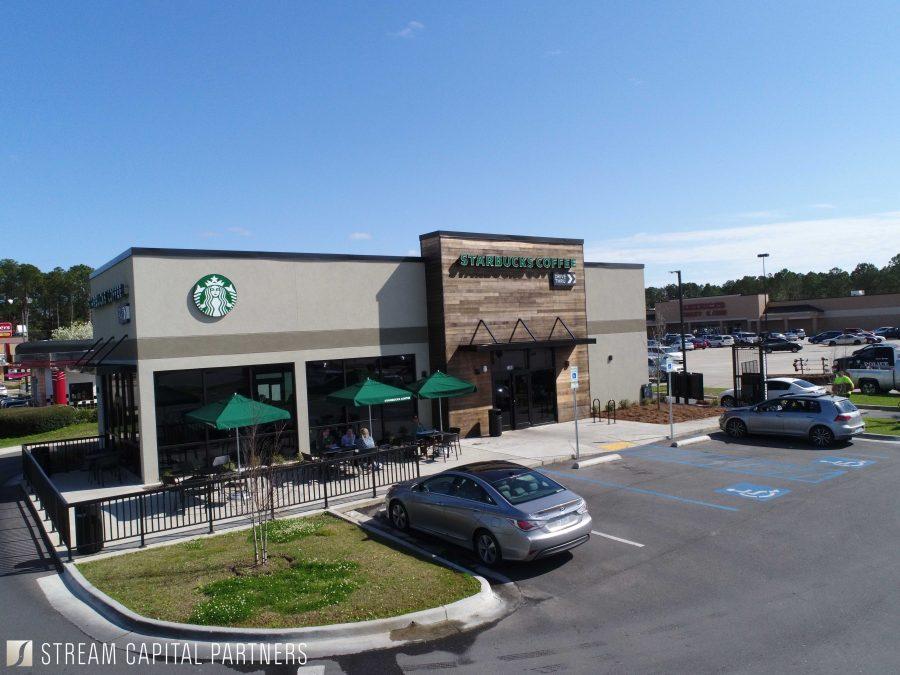 Starbucks Ocean Springs STREAM Capital Partners