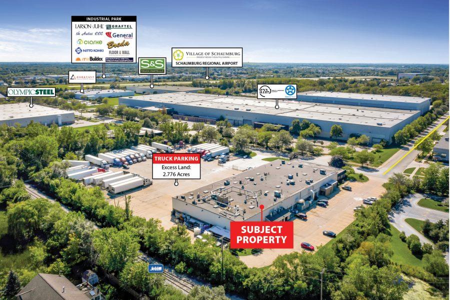 Long-Term Net Leased Industrial stream capital partners