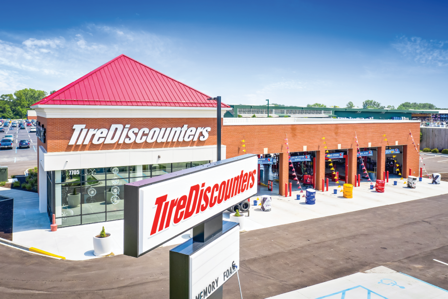 tire discounters stream capital partners