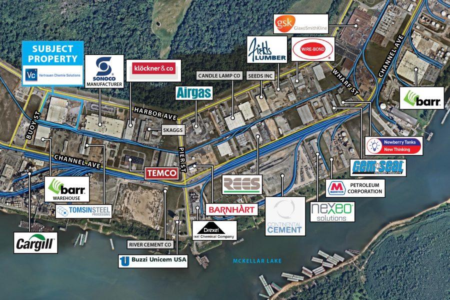 long term industrial net lease stream capital partners