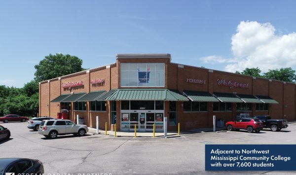 walgreens horn lake stream capital partners
