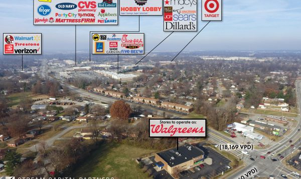 Walgreens portfolio louisville STREAM capital partners