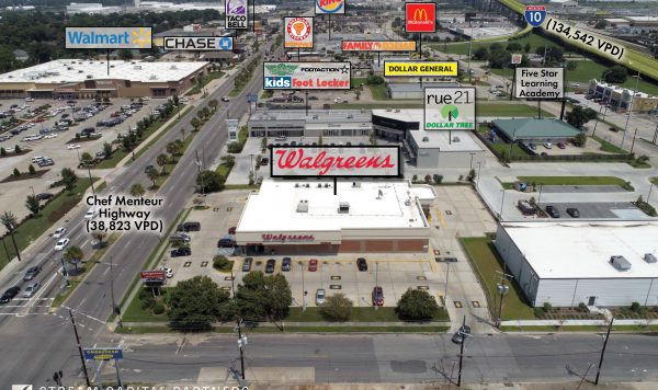 Walgreens New Orleans STREAM Capital Partners