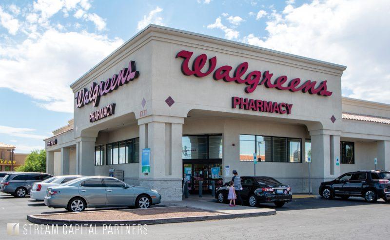 walgreens north las vegas stream capital partners