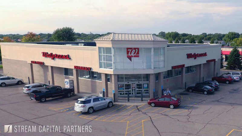 walgreens st. paul stream capital partners
