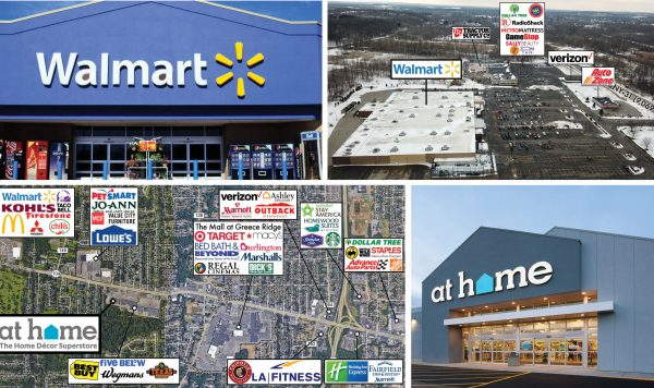walmart at home stream capital partners
