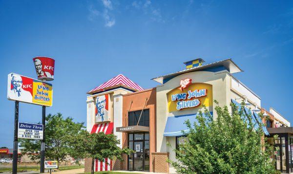 KFC & Long John Silvers
