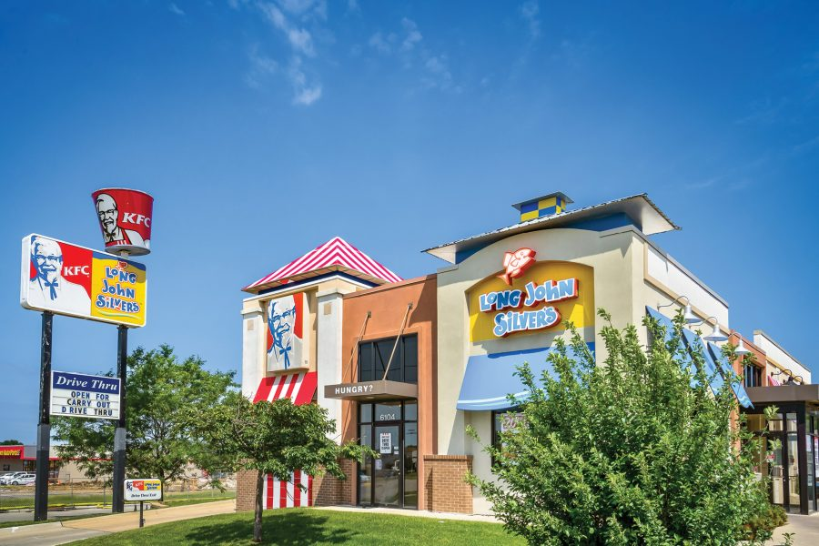 kfc long john silvers stream capital partners