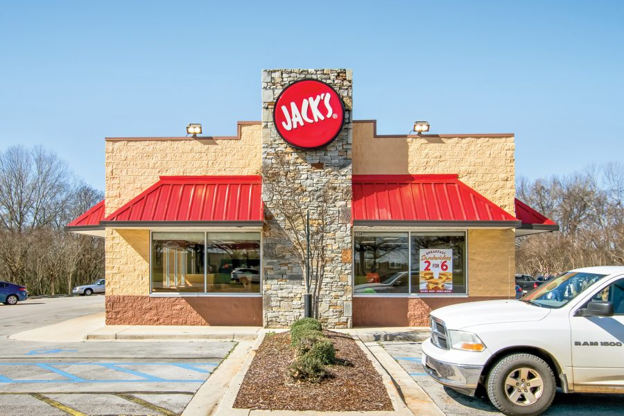 Jack's Family Restaurants Huntsville Stream Capital Partners