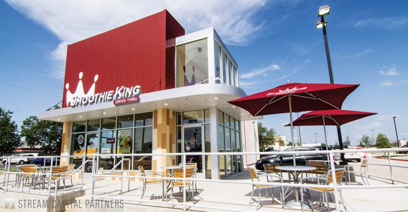smoothie king stream capital partners